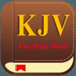 King James Bible - KJV, Audio Bible, Free, Offline icon