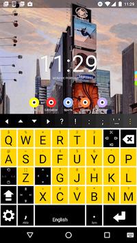 Multiling O Keyboard + emoji APK screenshot 1