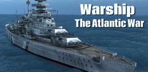 Warship : World War 2 - The Atlantic War pc screenshot