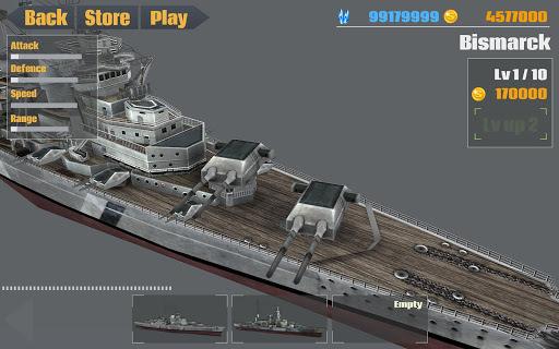Warship : World War 2 - The Atlantic War APK screenshot 1