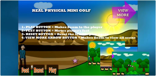 Mini Golf LINS pc screenshot