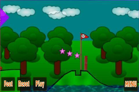 Mini Golf LINS APK screenshot 1