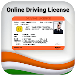 Online indian Drivning Licence Apply icon