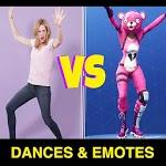 Battle Royale Dances and Emotes. icon