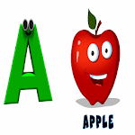 abc alphabets phonic sounds song icon