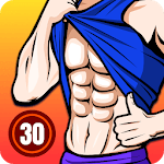 Abs Workout - 30 Day Ab Challenge icon