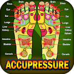Accupressure Yoga Point Tips icon