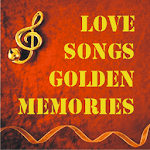 Love Songs Golden memories icon