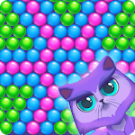 Kitty Pop Rescue Adventure for pc icon