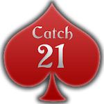 Catch 21 Blackjack Solitaire icon