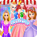 Elsas cloths shop - Dress up games for girls for pc icon