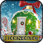 Hidden Object - White Christmas icon