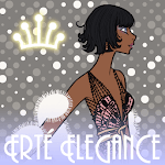 Erte Elegance Dress Up icon