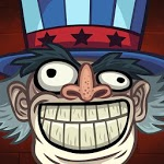 Troll Face Quest USA Adventure icon
