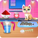 Kitty Ballerina Care and Dressup icon