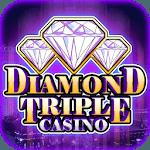 Diamond Triple Slots - Vegas Slots icon
