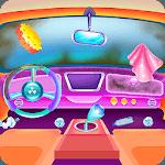 Truck and Car Washing Salon icon