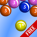 Bubble Pop Number Bonds Free icon