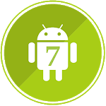 Update To Android 7 / Upgrade To Android Nougat icon