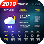 Weather Forecast For 2019 - Weather Map Pro icon