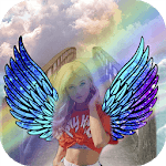Angel Wings Photo Effects for pc icon