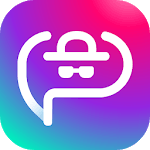 stranger chat, anonymous chat no login :Blindmatch icon