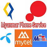 Myanmar Phone Service icon