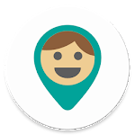 Family GPS tracker KidsControl icon