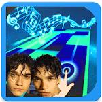 Lucas & Marcus Game piano icon