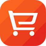 ALI Sale shopping app with sales, express delivery icon