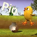 El Pollito Pío - Canciones - niños - Sin internet icon