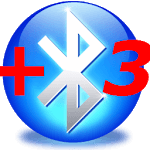 Bluetooth Multi Connect icon