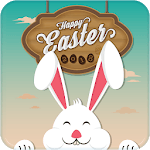 Happy Easter Stickers icon