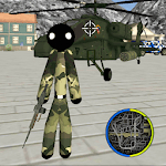 US Army Stickman Rope Hero counter terrorist for pc icon