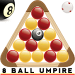 8 Ball Umpire Referee + Rules APK icon