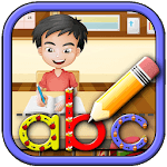 Kids Learn to Write Letters icon