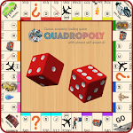 Quadropoly - Ultimate AI for Business Board Game icon