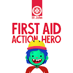 First Aid Action Hero icon