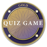 Gold Quiz Game 2019 - Very interesting questions icon