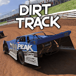 Dirt Track American Racing - Extreme Car Drive icon