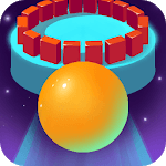 Hit Ball-Free ball game, shoot and hit! for pc icon