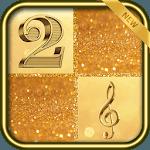 Black Gold Piano Tiles 2019 icon