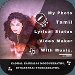 My Photo Tamil Lyrical Status Music Video Maker icon
