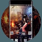 Beauty Sniper: Battlegrounds Survival Pubg Theme icon