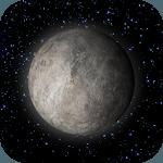 Moon Phase Calendar Zodiac icon