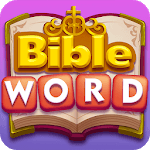 Bible Story Game - Free Bible Word Puzzle Games icon
