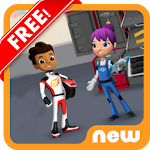 Blaze Race to the Top of the World icon
