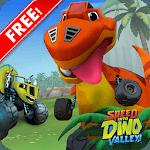 Blaze Speed Into Dino Monster Valley icon