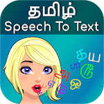 Tamil Speech to Text icon