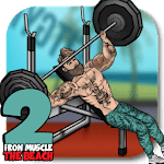 Iron Muscle 2 - Bodybuilding and Fitness game icon